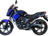 МОТОЦИКЛ LIFAN KP200 (IROKEZ 200) Opulent Blue