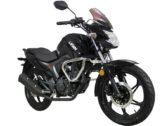 МОТОЦИКЛ LIFAN KP200 (IROKEZ 200) Black Pearl