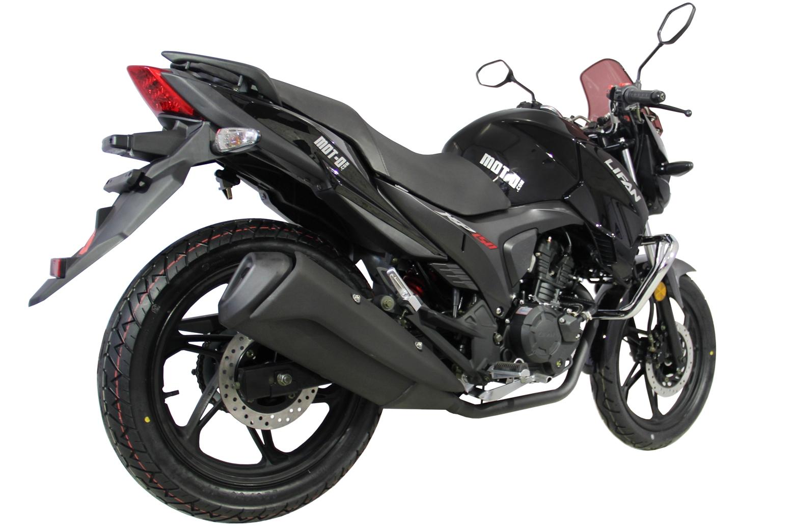 МОТОЦИКЛ LIFAN KP150 (LIFAN IROKEZ) Black ― Артмото - купить квадроцикл в украине и харькове, мотоцикл, снегоход, скутер, мопед, электромобиль