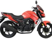 МОТОЦИКЛ LIFAN KP200 (IROKEZ 200) Toscana Red