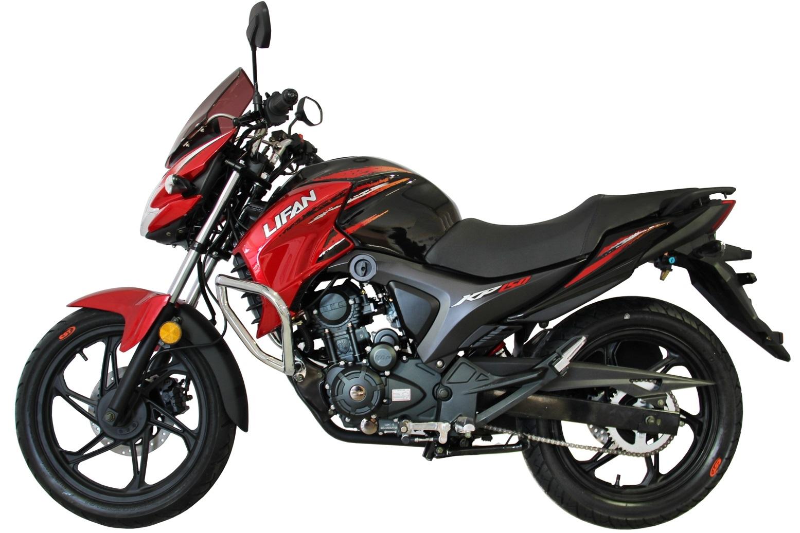 МОТОЦИКЛ LIFAN KP150 (LIFAN IROKEZ) Red ― Артмото - купить квадроцикл в украине и харькове, мотоцикл, снегоход, скутер, мопед, электромобиль