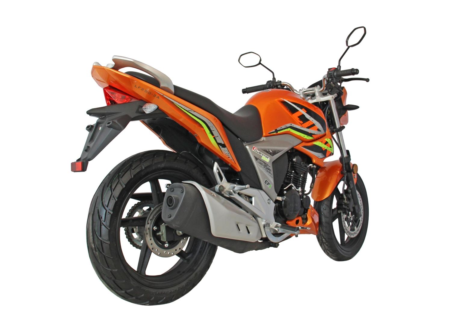 МОТОЦИКЛ LIFAN LF250-3A Orange Pin ― Артмото - купить квадроцикл в украине и харькове, мотоцикл, снегоход, скутер, мопед, электромобиль