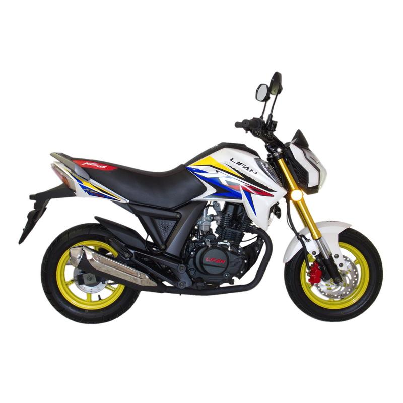МОТОЦИКЛ LIFAN KP MINI (LF150-5U) TEAM EDITION ― Артмото - купить квадроцикл в украине и харькове, мотоцикл, снегоход, скутер, мопед, электромобиль