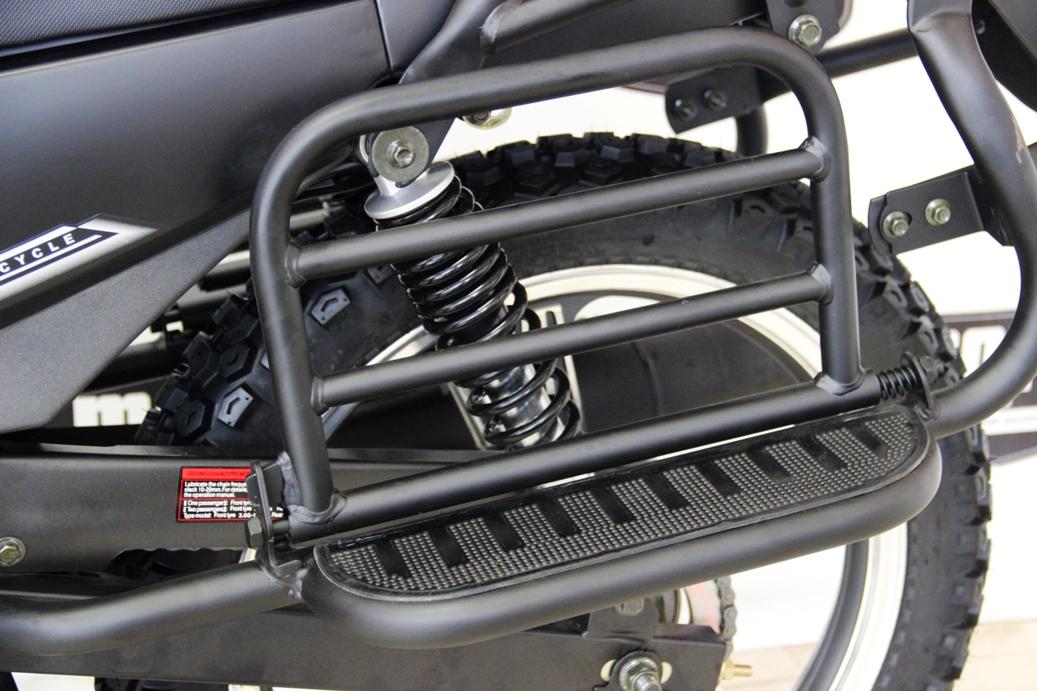 МОТОЦИКЛ SHINERAY (шинерай) XY 150 FORESTER Black ― Артмото - купить квадроцикл в украине и харькове, мотоцикл, снегоход, скутер, мопед, электромобиль