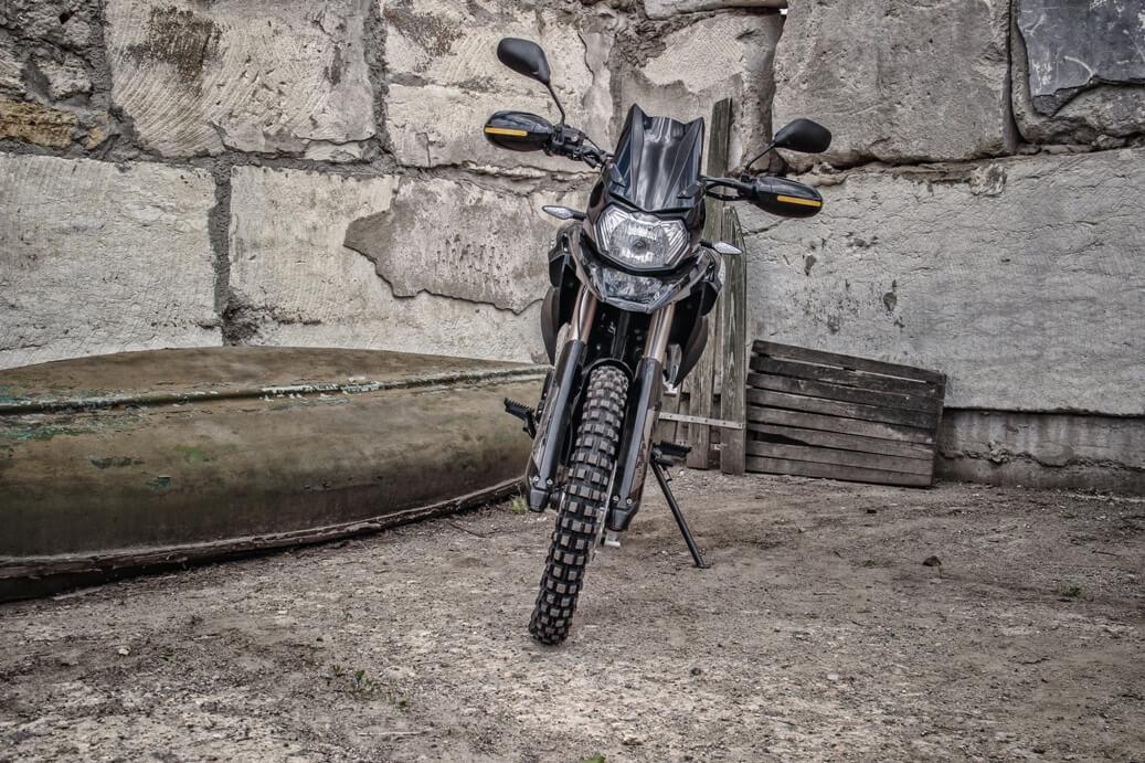 МОТОЦИКЛ SHINERAY XY 250GY-6B CROSS Orange  Артмото - купить квадроцикл в украине и харькове, мотоцикл, снегоход, скутер, мопед, электромобиль