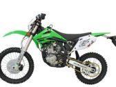 МОТОЦИКЛ SHINERAY XY 250GY-7 (X6) Green