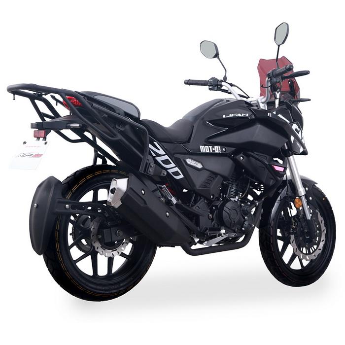 МОТОЦИКЛ LIFAN KPT (LF200-10L)  Артмото - купить квадроцикл в украине и харькове, мотоцикл, снегоход, скутер, мопед, электромобиль