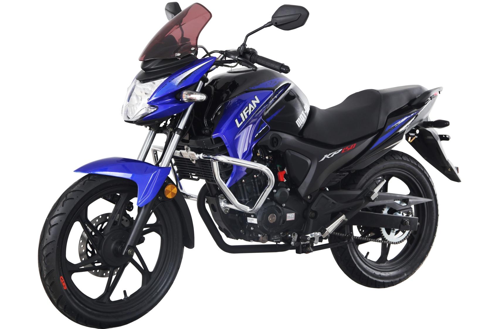 МОТОЦИКЛ LIFAN KP150 (LIFAN IROKEZ) Blue ― Артмото - купить квадроцикл в украине и харькове, мотоцикл, снегоход, скутер, мопед, электромобиль