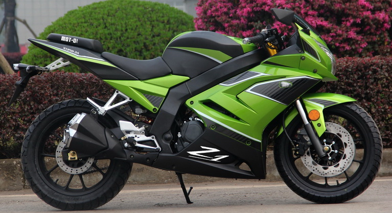 МОТОЦИКЛ SHINERAY Z1 250  Артмото - купить квадроцикл в украине и харькове, мотоцикл, снегоход, скутер, мопед, электромобиль