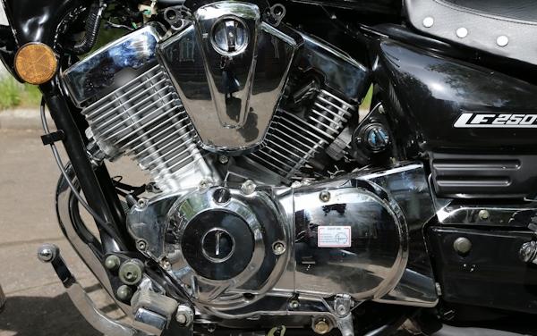 МОТОЦИКЛ LIFAN LF250-B Black ― Артмото - купить квадроцикл в украине и харькове, мотоцикл, снегоход, скутер, мопед, электромобиль
