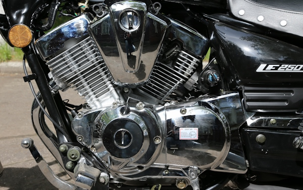 МОТОЦИКЛ LIFAN LF250-B Red  Артмото - купить квадроцикл в украине и харькове, мотоцикл, снегоход, скутер, мопед, электромобиль