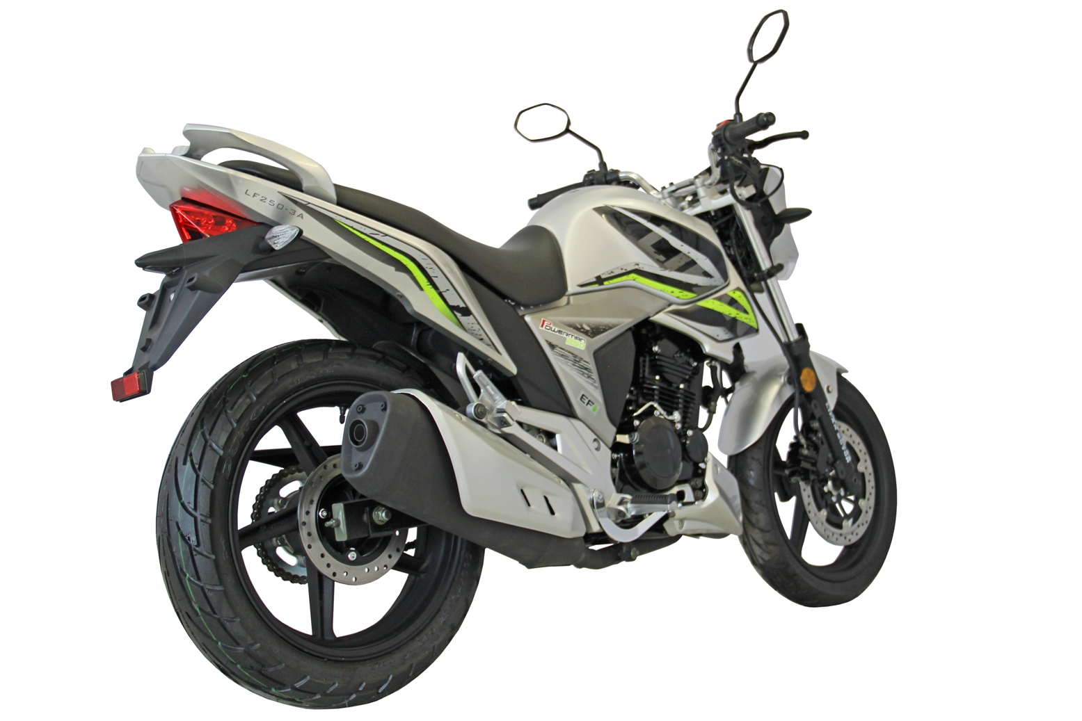 МОТОЦИКЛ LIFAN LF250-3A  Grey Luster  Артмото - купить квадроцикл в украине и харькове, мотоцикл, снегоход, скутер, мопед, электромобиль