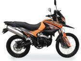 МОТОЦИКЛ SHINERAY XY 250GY-6B CROSS Orange