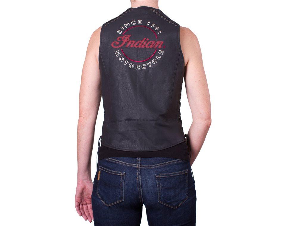 Indian Vest — Black by Indian Motorcycle  Артмото - купить квадроцикл в украине и харькове, мотоцикл, снегоход, скутер, мопед, электромобиль