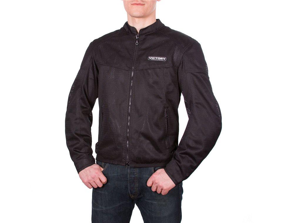 Lite Mesh Jacket-Black by Victory Motorcycles®  Артмото - купить квадроцикл в украине и харькове, мотоцикл, снегоход, скутер, мопед, электромобиль