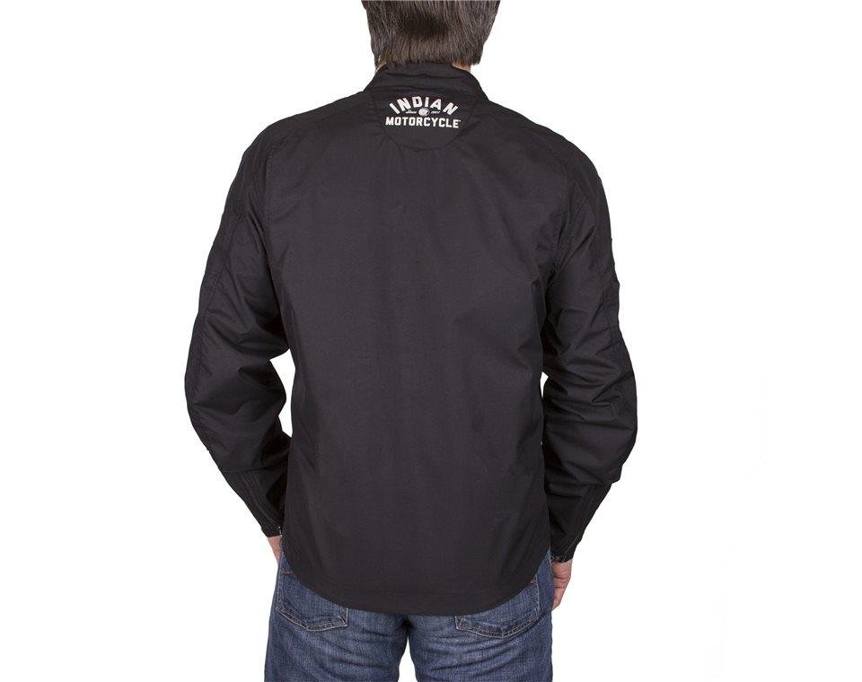 Black 1901 Jacket by Indian Motorcycle®  Артмото - купить квадроцикл в украине и харькове, мотоцикл, снегоход, скутер, мопед, электромобиль