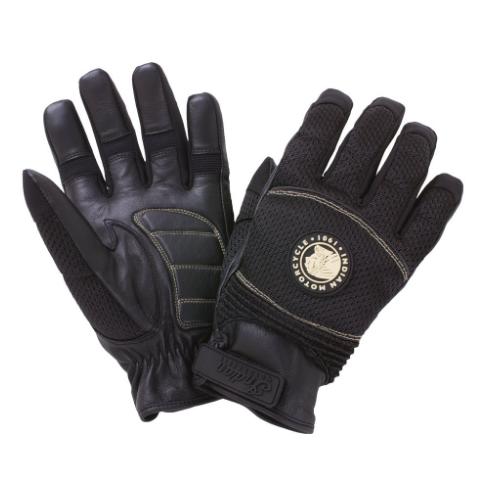 Mesh Gloves — Black by Indian Motorcycle  Артмото - купить квадроцикл в украине и харькове, мотоцикл, снегоход, скутер, мопед, электромобиль