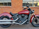 МОТОЦИКЛ INDIAN SCOUT SIXTY Red