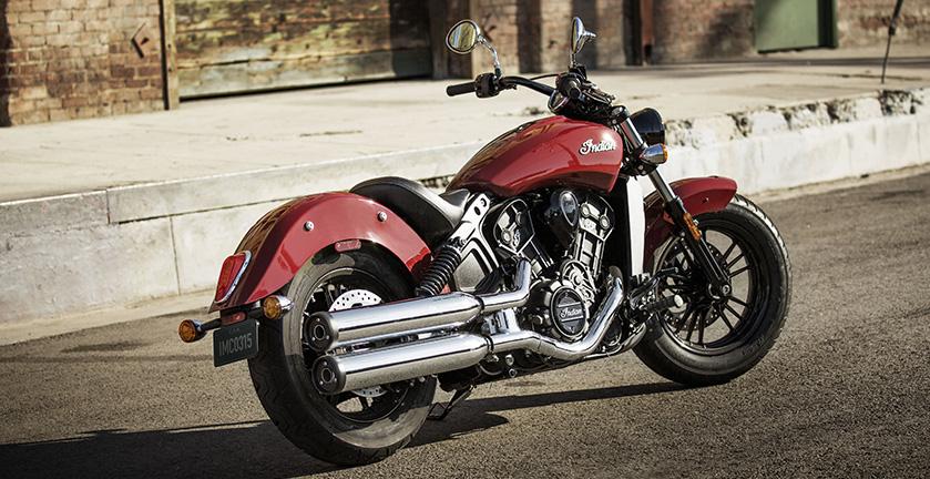 МОТОЦИКЛ INDIAN SCOUT SIXTY Red  Артмото - купить квадроцикл в украине и харькове, мотоцикл, снегоход, скутер, мопед, электромобиль