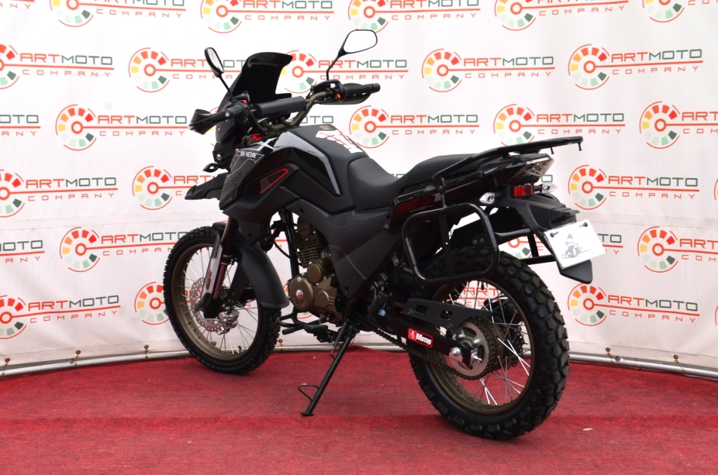 МОТОЦИКЛ SHINERAY X-TRAIL 250 2020  Артмото - купить квадроцикл в украине и харькове, мотоцикл, снегоход, скутер, мопед, электромобиль