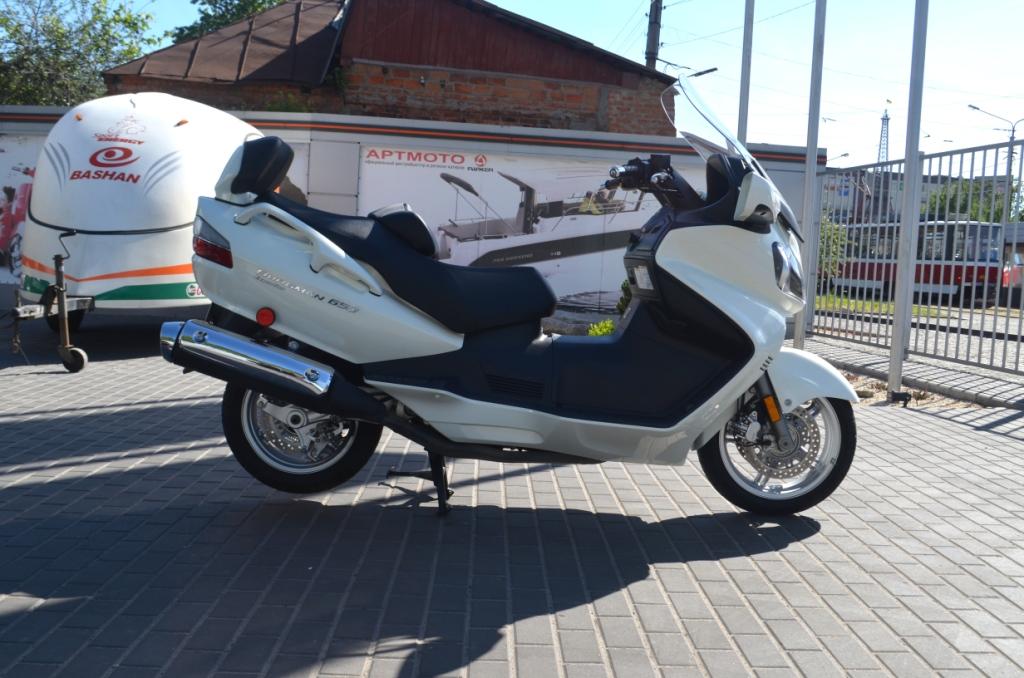 МАКСИ-СКУТЕР SUZUKI BURGMAN 650  Артмото - купить квадроцикл в украине и харькове, мотоцикл, снегоход, скутер, мопед, электромобиль