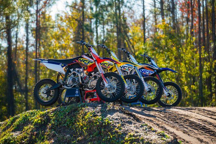 ПИТБАЙК YCF BIGY 125 MX 2020  Артмото - купить квадроцикл в украине и харькове, мотоцикл, снегоход, скутер, мопед, электромобиль