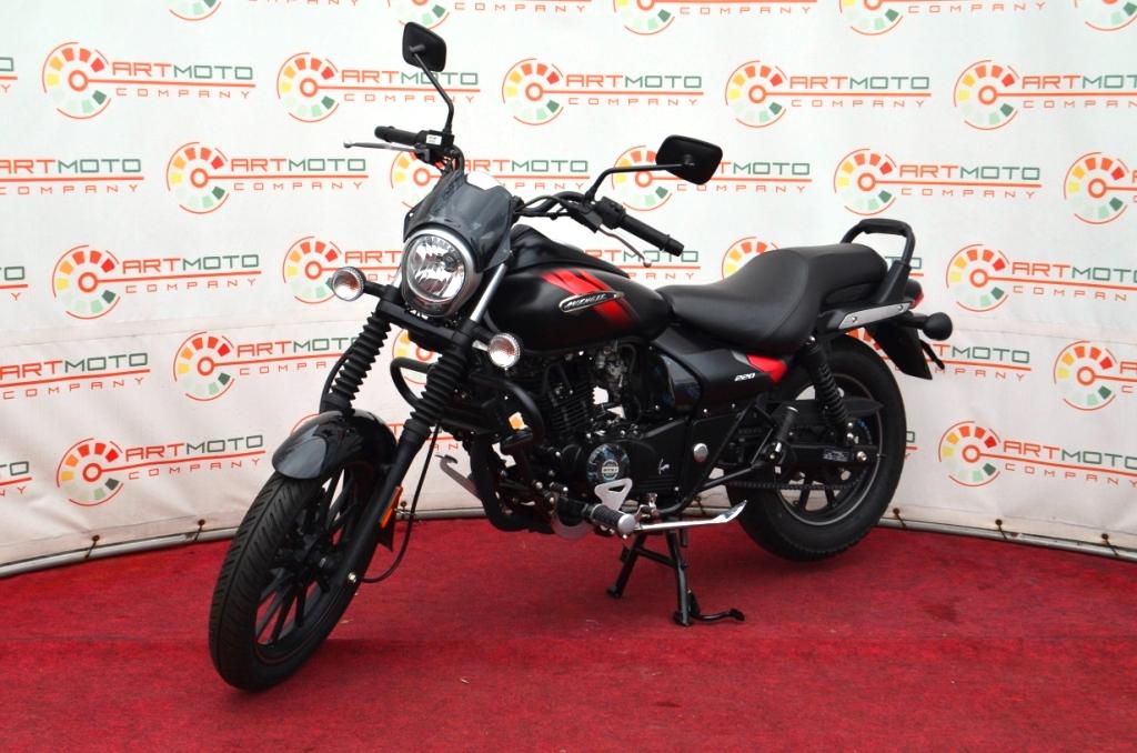МОТОЦИКЛ BAJAJ AVENGER STREET 220  Артмото - купить квадроцикл в украине и харькове, мотоцикл, снегоход, скутер, мопед, электромобиль