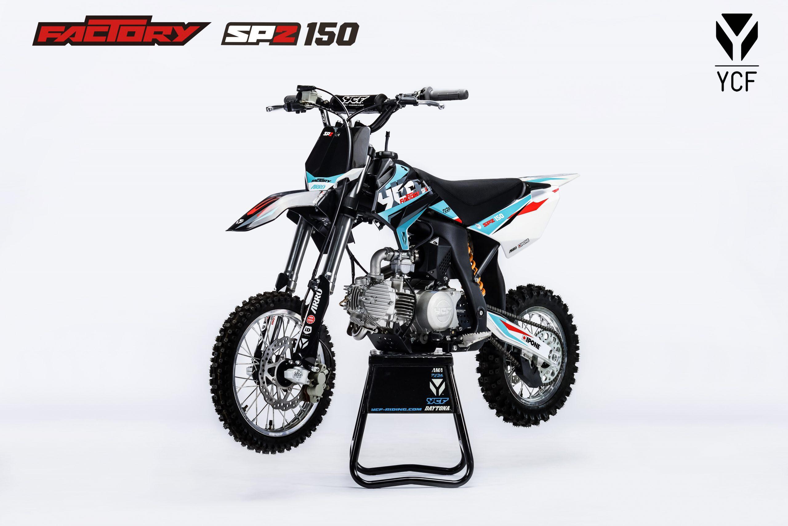 ПИТБАЙК YCF FACTORY SP 2 2021  Артмото - купить квадроцикл в украине и харькове, мотоцикл, снегоход, скутер, мопед, электромобиль