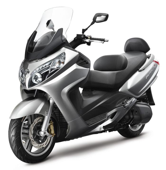 Макси-скутеры