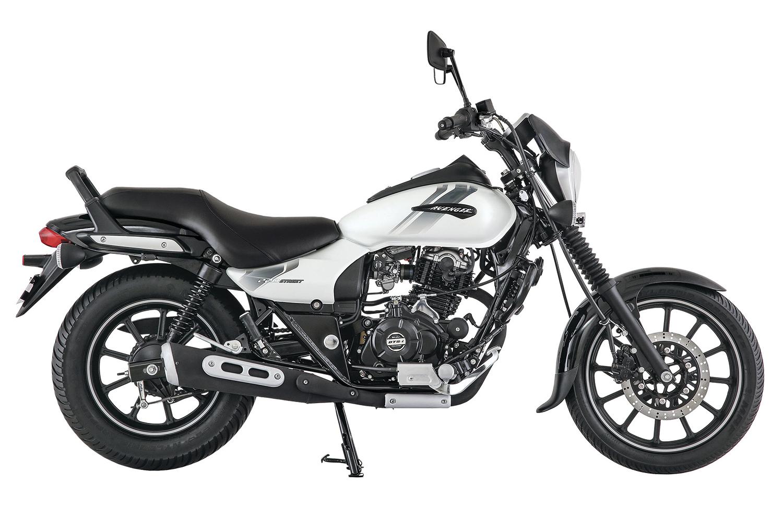 МОТОЦИКЛ BAJAJ AVENGER STREET 220 ― Артмото - купить квадроцикл в украине и харькове, мотоцикл, снегоход, скутер, мопед, электромобиль