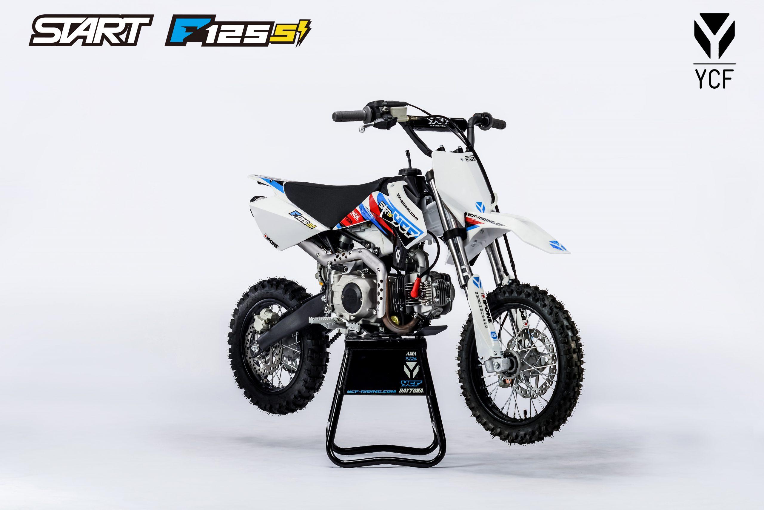 ПИТБАЙК YCF START F125SE 2021  Артмото - купить квадроцикл в украине и харькове, мотоцикл, снегоход, скутер, мопед, электромобиль