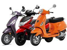 Все скутеры