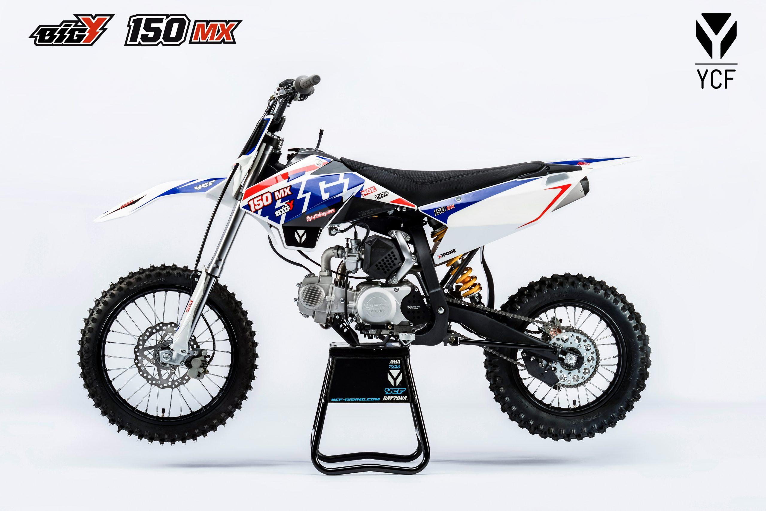 ПИТБАЙК YCF BIGY 150 EMX 2021  Артмото - купить квадроцикл в украине и харькове, мотоцикл, снегоход, скутер, мопед, электромобиль