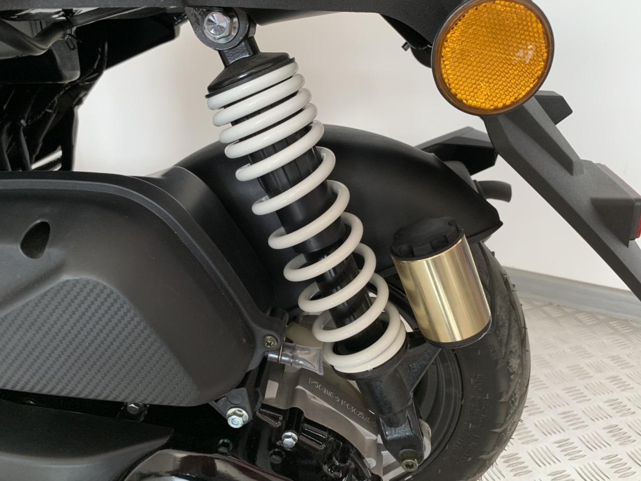 СКУТЕР FADA JOG (YB110QT-3) ― Артмото - купить квадроцикл в украине и харькове, мотоцикл, снегоход, скутер, мопед, электромобиль