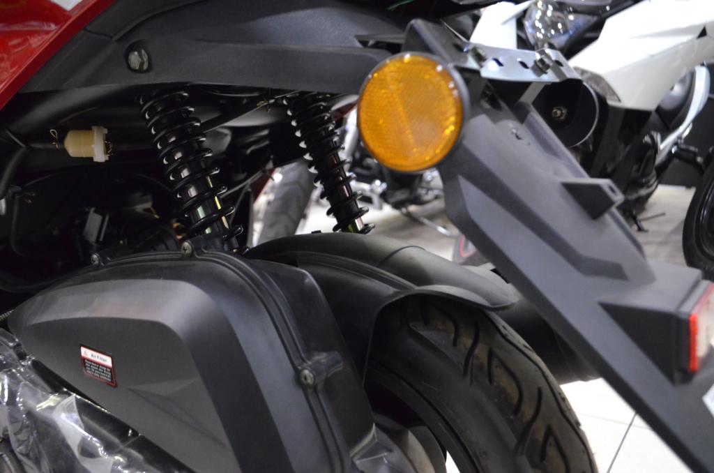 СКУТЕР YIBEN JOG YB80QT-3 Ожидается ― Артмото - купить квадроцикл в украине и харькове, мотоцикл, снегоход, скутер, мопед, электромобиль