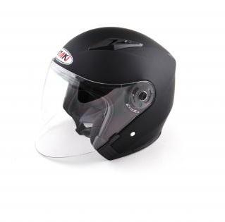 МОТОШЛЕМ ATAKI FF311 OF512 Black ― Артмото - купить квадроцикл в украине и харькове, мотоцикл, снегоход, скутер, мопед, электромобиль