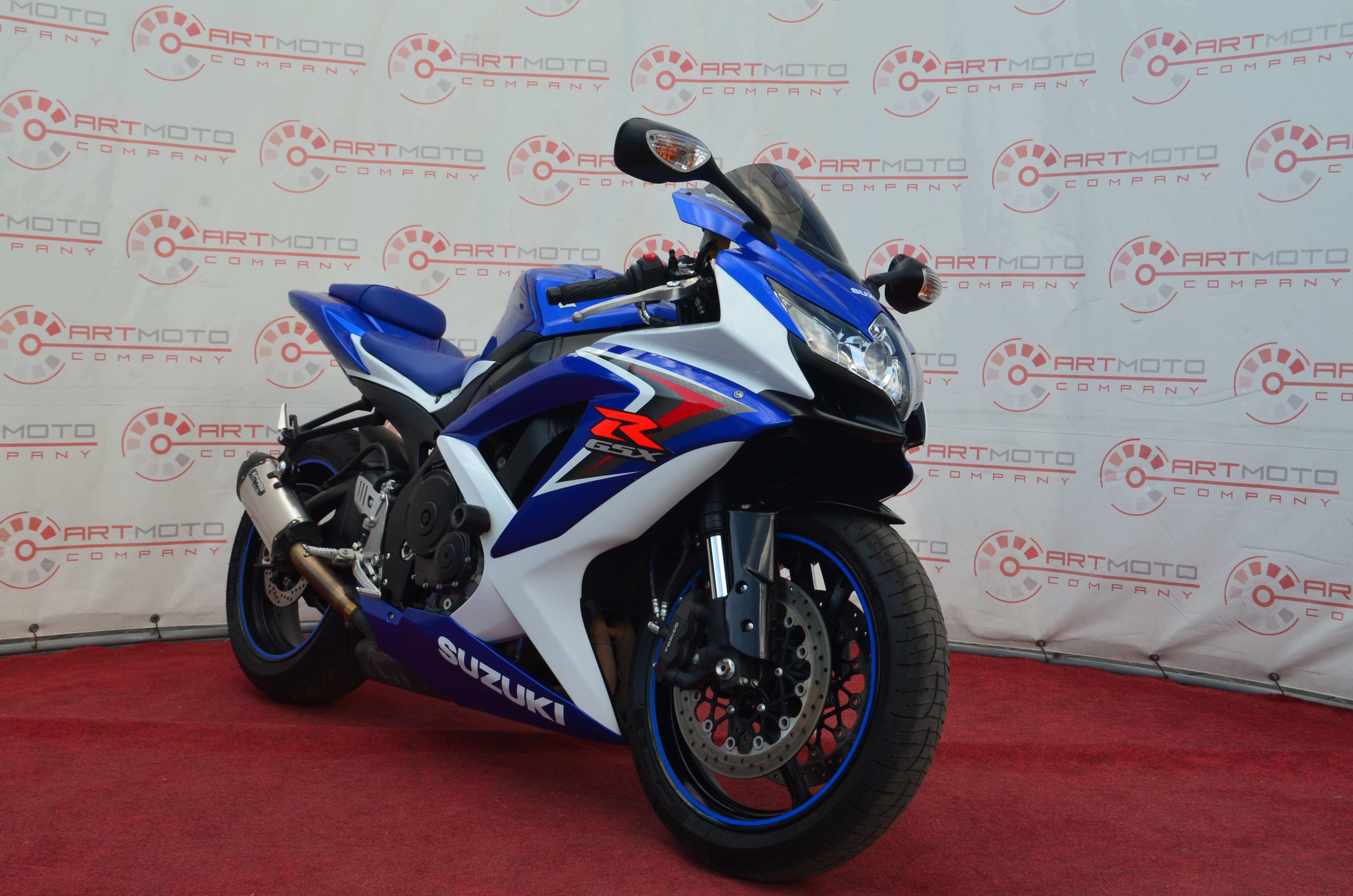 Мотоцикл Suzuki GSX-R 750  Артмото - купить квадроцикл в украине и харькове, мотоцикл, снегоход, скутер, мопед, электромобиль