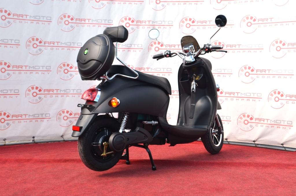 ЭЛЕКТРОСКУТЕР UABIKE SUN 2 ― Артмото - купить квадроцикл в украине и харькове, мотоцикл, снегоход, скутер, мопед, электромобиль