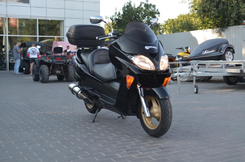 honda forza 250 mf08 технические характеристики