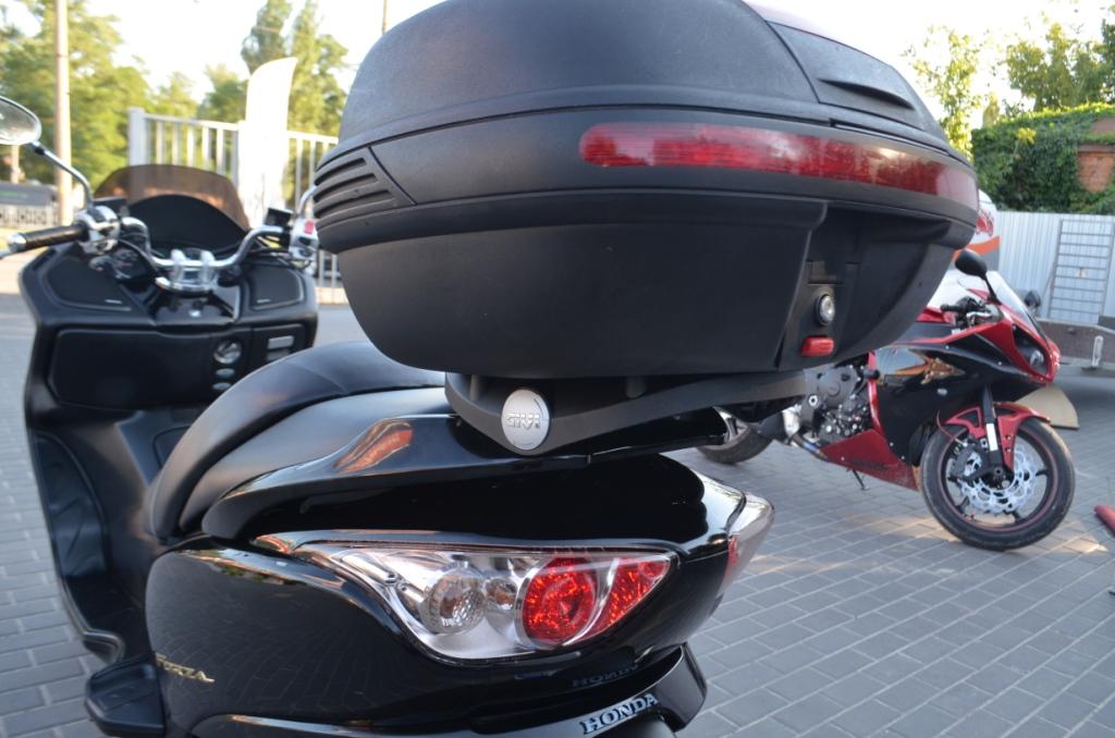 габариты квадроцикла хонда