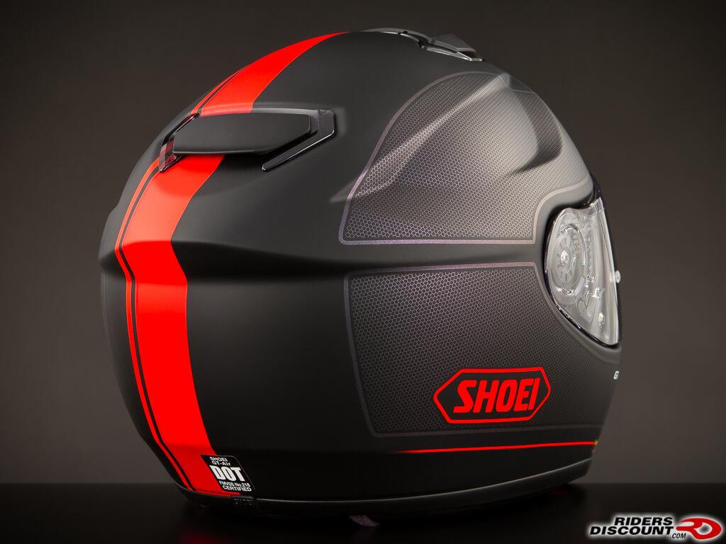 МОТОШЛЕМ SHOEI GT AIR BLACK\RED  Артмото - купить квадроцикл в украине и харькове, мотоцикл, снегоход, скутер, мопед, электромобиль