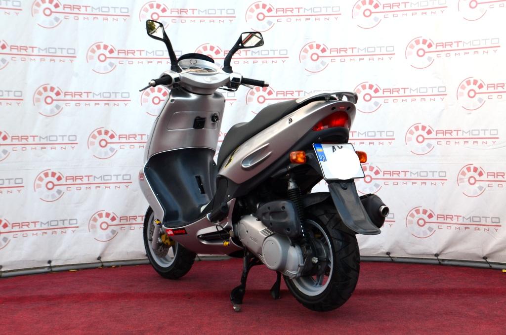 СКУТЕР APRILIA LEONARDO 150  Артмото - купить квадроцикл в украине и харькове, мотоцикл, снегоход, скутер, мопед, электромобиль