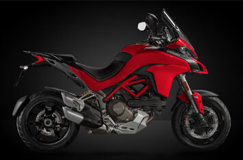 DUCATI MULTISTRADA 1200 S D|AIR