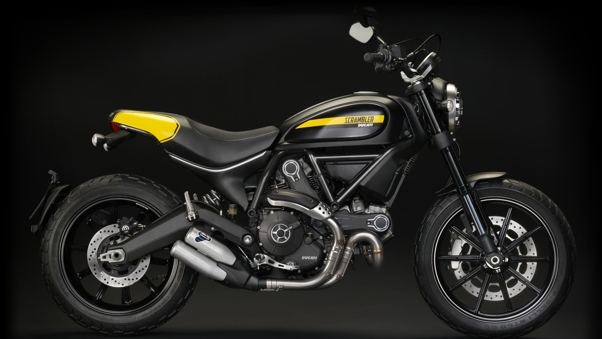 мотоцикл Ducati Scrambler Full Throttle мотоарт купить