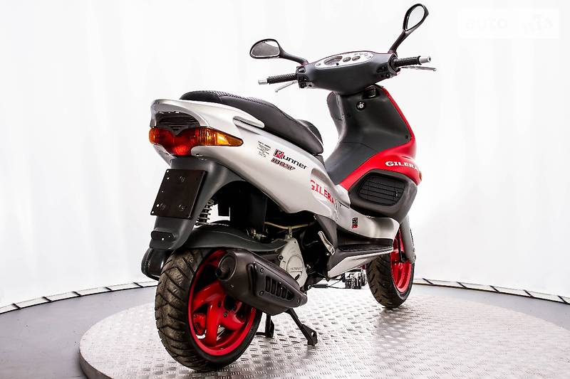 СКУТЕР GILERA RUNNER 125 ― Артмото - купить квадроцикл в украине и харькове, мотоцикл, снегоход, скутер, мопед, электромобиль