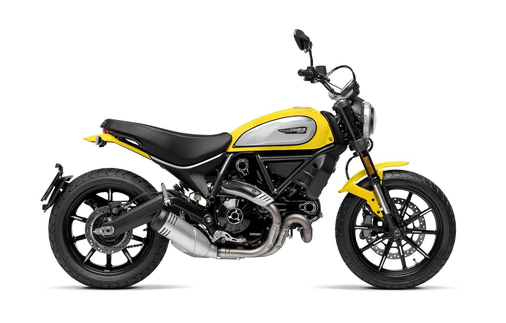 МОТОЦИКЛ DUCATI SCRAMBLER ICON 2021  Артмото - купить квадроцикл в украине и харькове, мотоцикл, снегоход, скутер, мопед, электромобиль