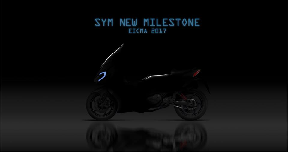 SYM Maxsym TL1