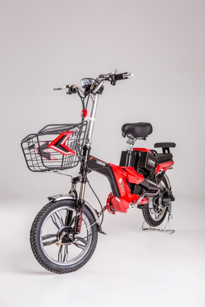 Электровелосипед UABIKE AURORA 016