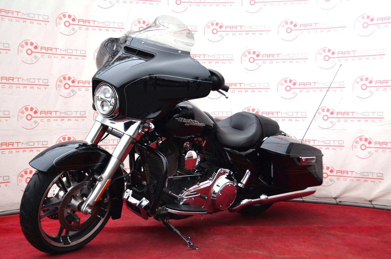 МОТОЦИКЛ HARLEY DAVIDSON FLHXS STREET GLIDE 2015 ― Артмото - купить квадроцикл в украине и харькове, мотоцикл, снегоход, скутер, мопед, электромобиль