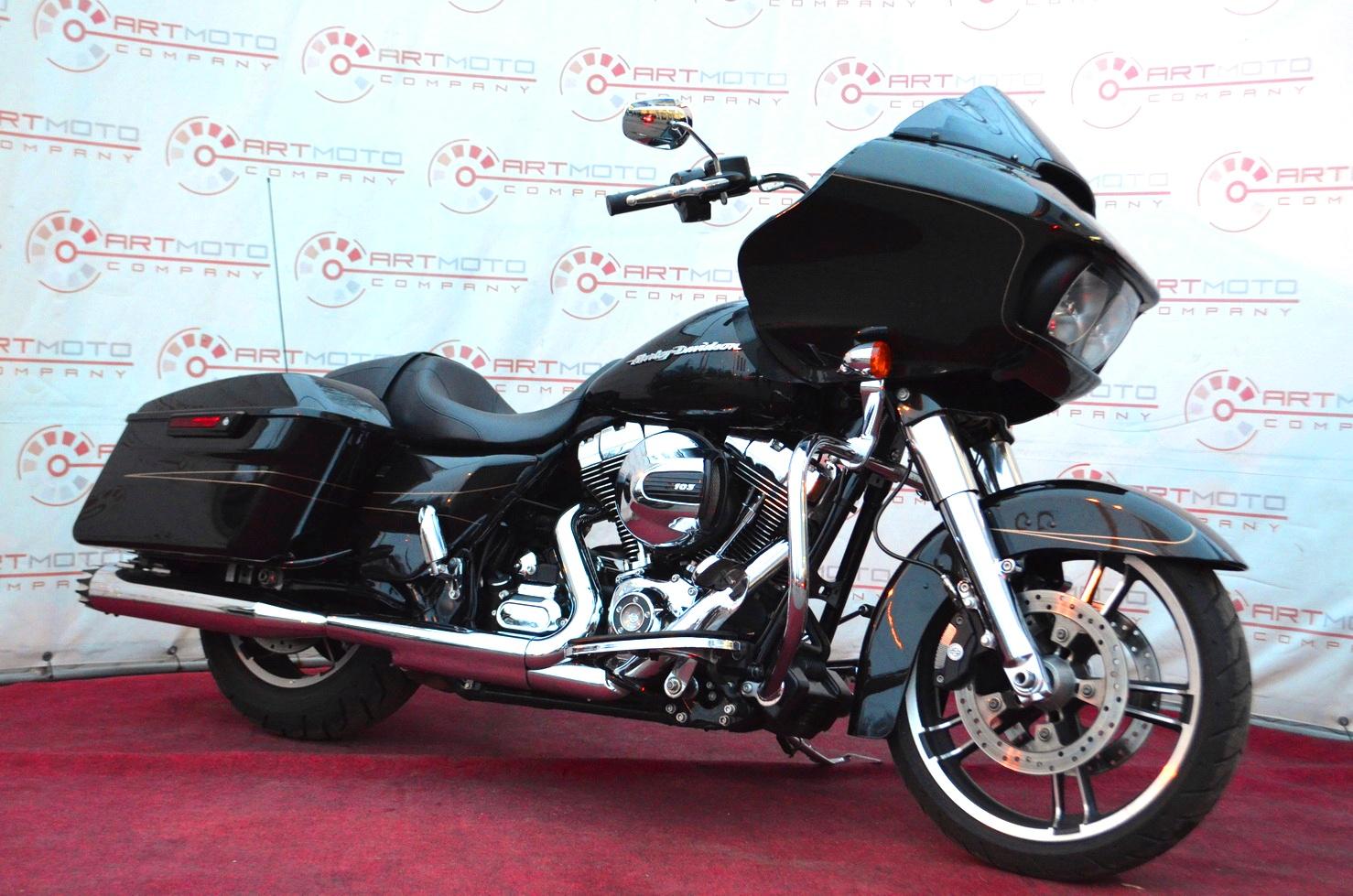 МОТОЦИКЛ HARLEY DAVIDSON FLTRXS ROAD GLIDE 2016  Артмото - купить квадроцикл в украине и харькове, мотоцикл, снегоход, скутер, мопед, электромобиль